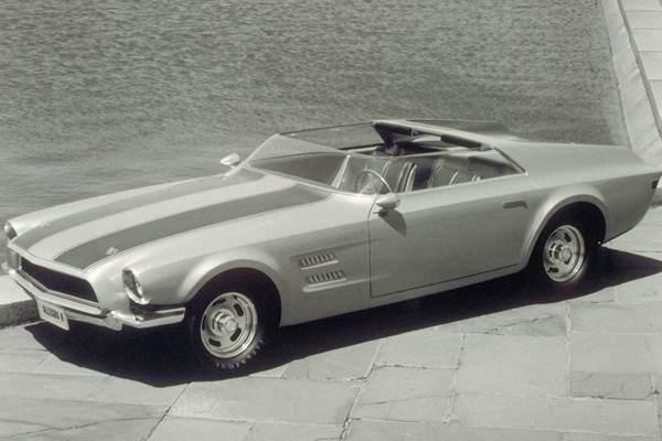1965 Allegro roadster
