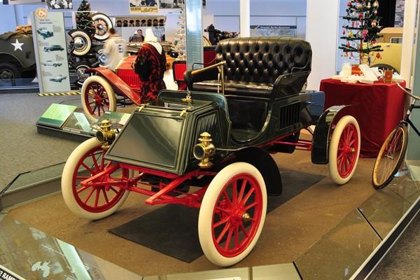 1902 Rambler Runabout