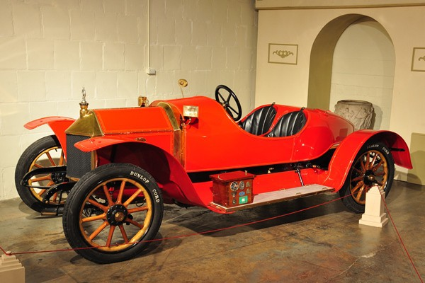 1911 Metallurgique roadster