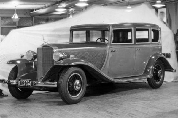 1929 Lasalle model