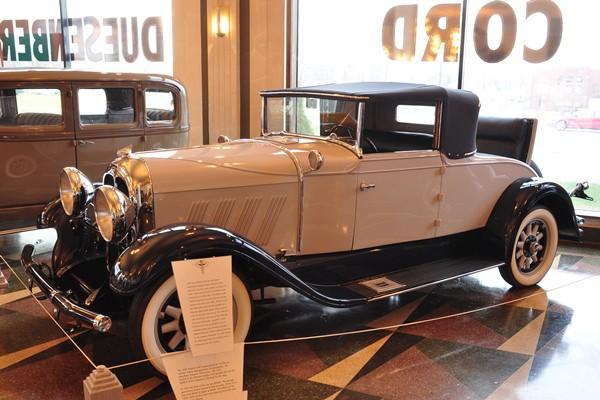 1930 Auburn Cabriolet