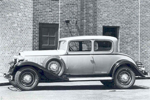 1932 Buick Five-Passenger Coupe