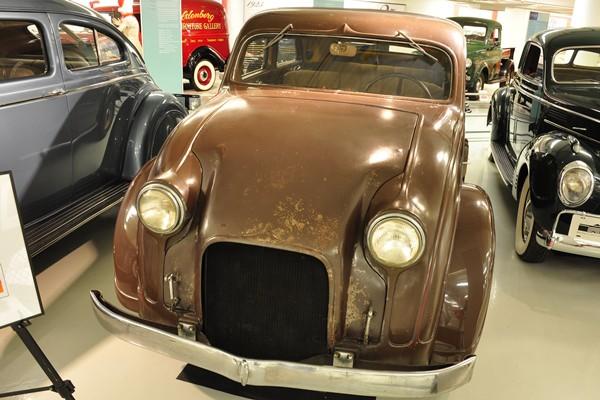 1932 Chrysler Airflow Prototype
