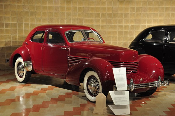1936 Cord 810 Sedan ex-Gordon Buehrig