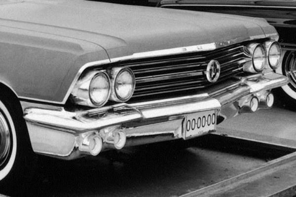 Buick clay proposal circa 1962