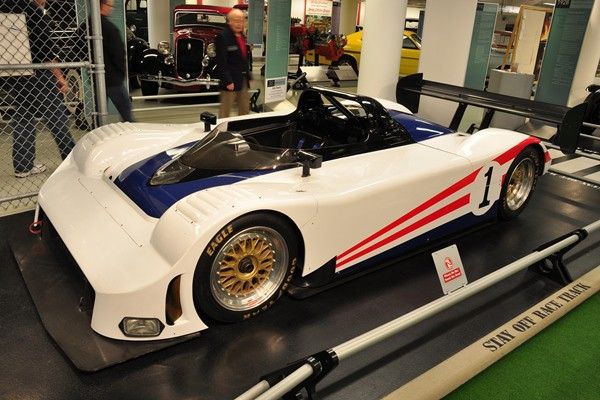 Chrysler Patriot Sports Racing Prototype