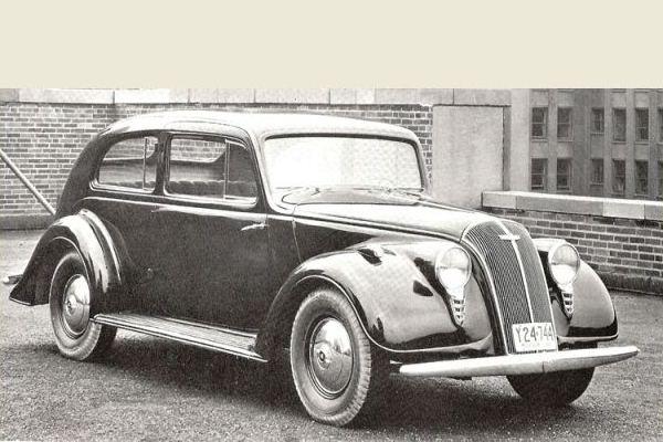 GM Albanita prototype