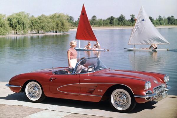 1960 Chev Corvette Convertible