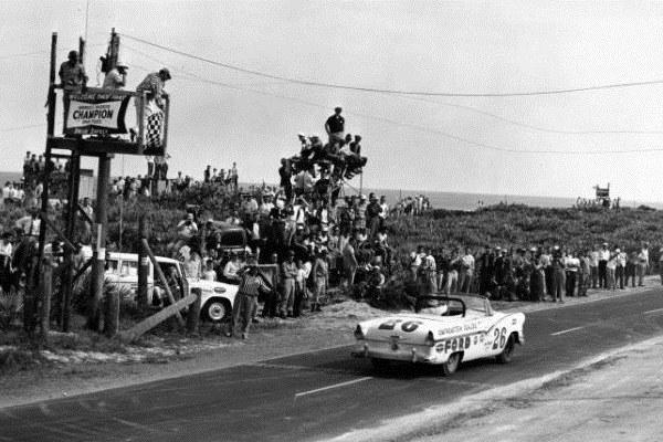 Curtis Turner 26 1956 Daytona winner