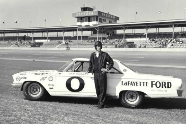 0 Dan Gurney '63 Ford Holman Moody Daytona 500 1963