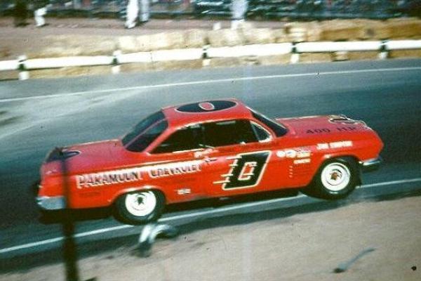 0 Dave MacDonald '62 Chevrolet Riverside 1963
