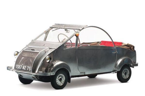 1957 Voisin Biscooter C31 Lot 292 $80,500