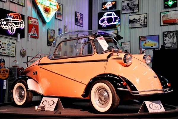 1958 F.M.R. Tg 500 Tiger Top Sale $322,000