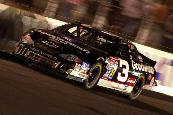 3 Dale Earnhardt 2000 Monte Carlo