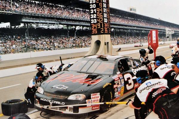 3 Dale Earnhardt Brickyard 400