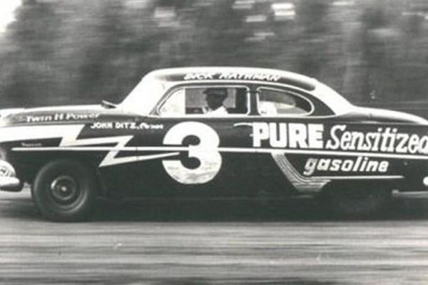 3 Dick Rathmann Hudson