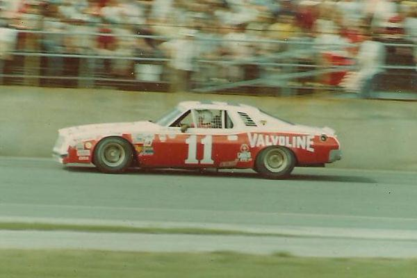 Cale Yarborough 11 Chevy Laguna