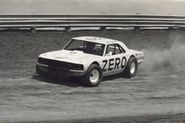 Zero Gene Cleveland Dodge Dart owned by Jimmy Cook