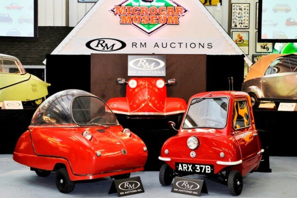 RM Auctions Microcar Museum collection