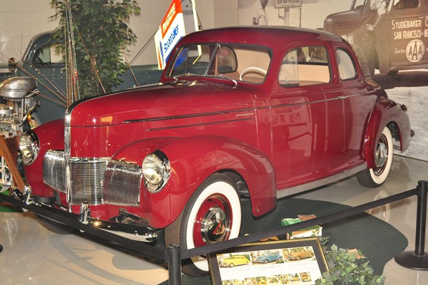 1940 Studebaker Champion Coupe