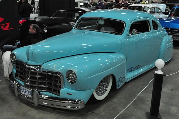 1946-48 Mercury custom