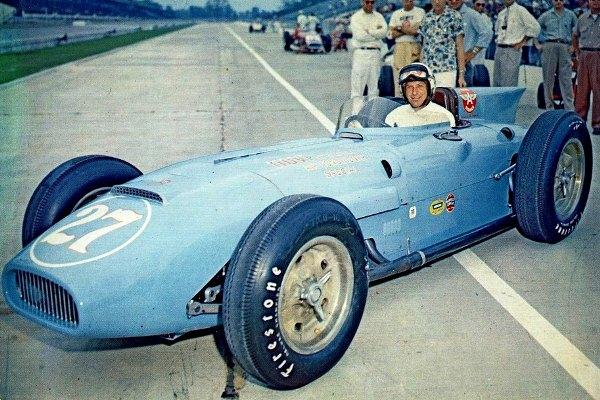 1957 Kurtis Novi Tony Bettenhaussen