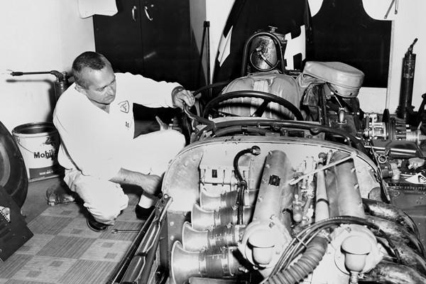 1958 Ray Nichels Offy roadster