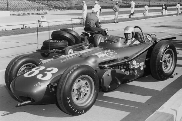1961 Trevis Don Davis Dart Kart by Rupp Special