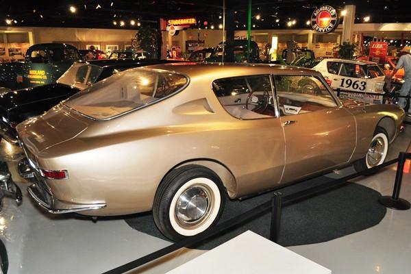 1962 Studebaker Pichon-Parat fastback concept