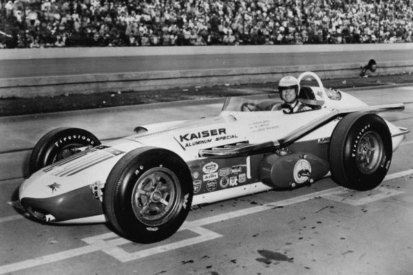 1963 Watson Rodger Ward Kaiser Aluminum Special