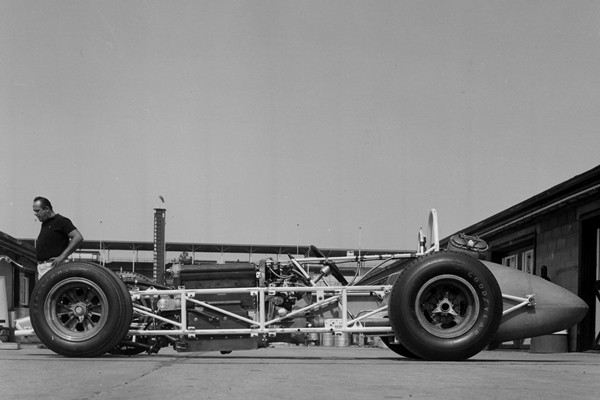1964 Watson AJ Foyt roadster chassis
