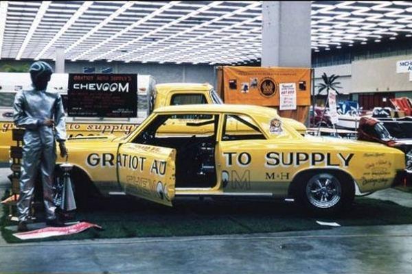 1966 Maynard Rupp 1966 Chevelle Chevoom
