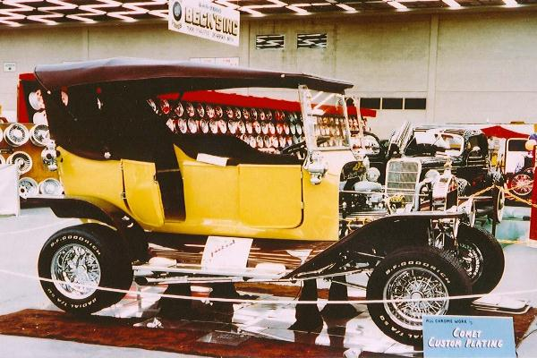 1979 Frank Morabito Ford T Touring Garagefather