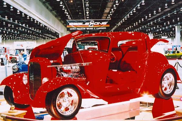 1999 Bob Young 1932 Ford 3W Coupe