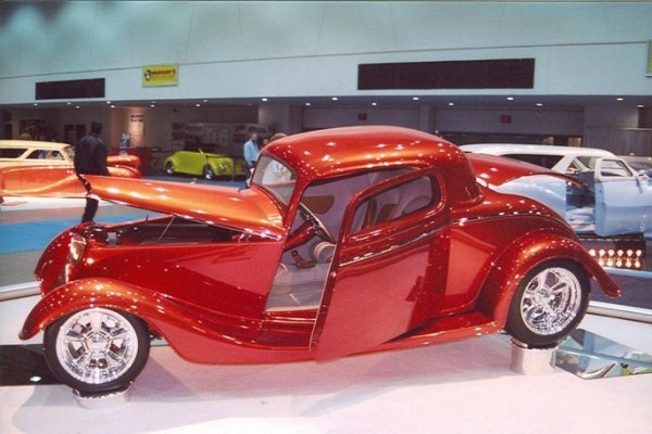 2003 Ron Whiteside 1934 Ford Mercury Stallion