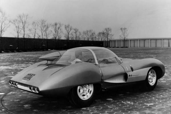 1957 Corvette SS