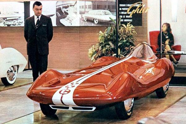 1961 Ghia IXG Concept