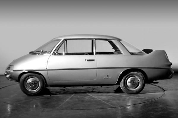 1961 Pininfarina Fiat 600Y Aerodinamica