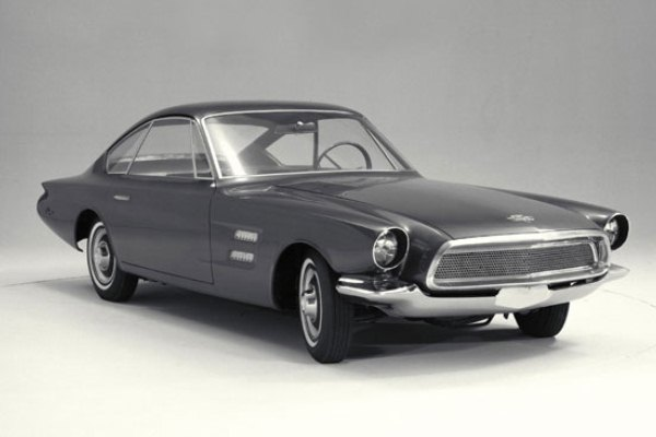 1963 Ford Allegro Fastback Coupe Concept RF