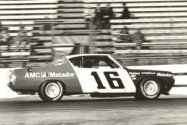 1972 AMC Matador Mark Donohue