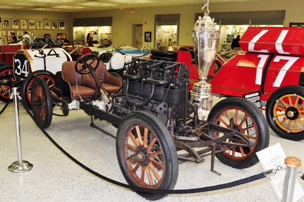 1903 Carl Fisher Premier racer