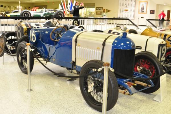 1913 Delage winner 1914 Indianapolis 500