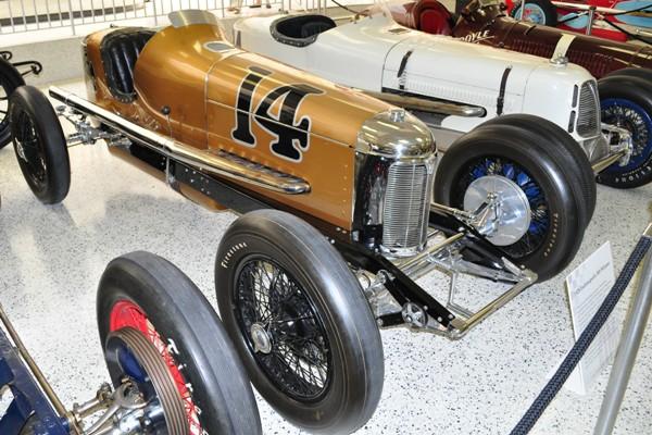 1928 Miller 91 Indianapolis 500 winner