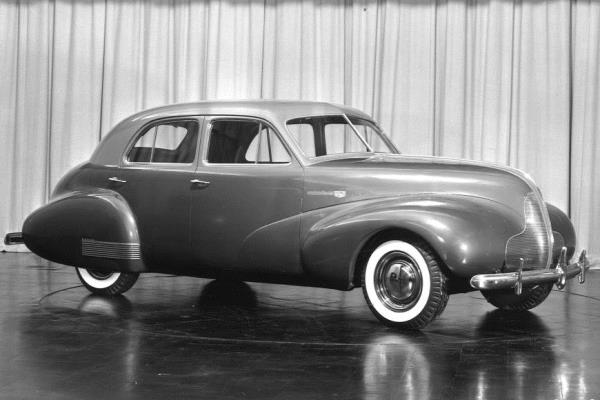 1940 Buick prototype August 1938