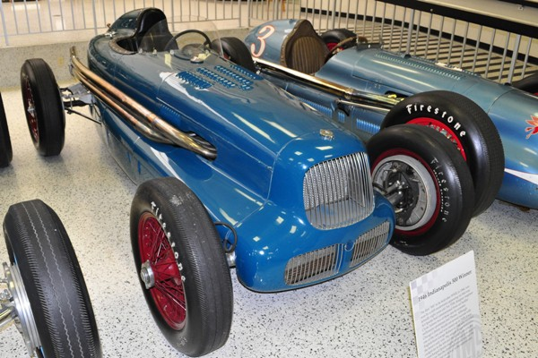 1946 Indy 500 winner Sparks-Thorne Special