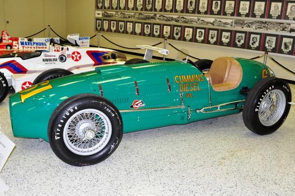 1950 Cummins Diesel Special