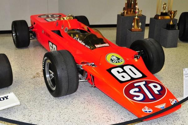 1968 Lotus Turbine
