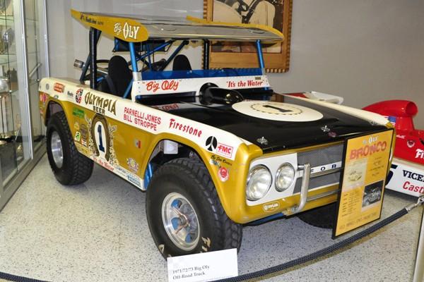 1971-72 Stroppe Bronco Baja racer