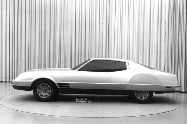 1974 Mustang proposal 1970