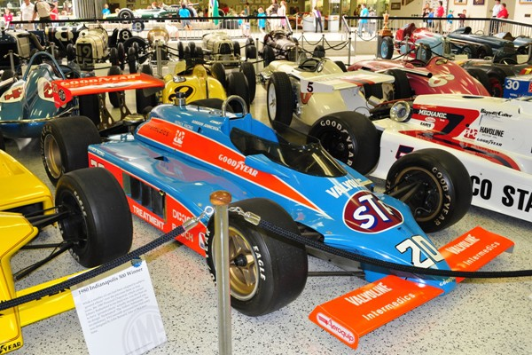 1982 Patrick Wildcat VIIIB Cosworth Indy 500 winner